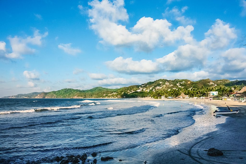 Sayulita, Mexico Beach