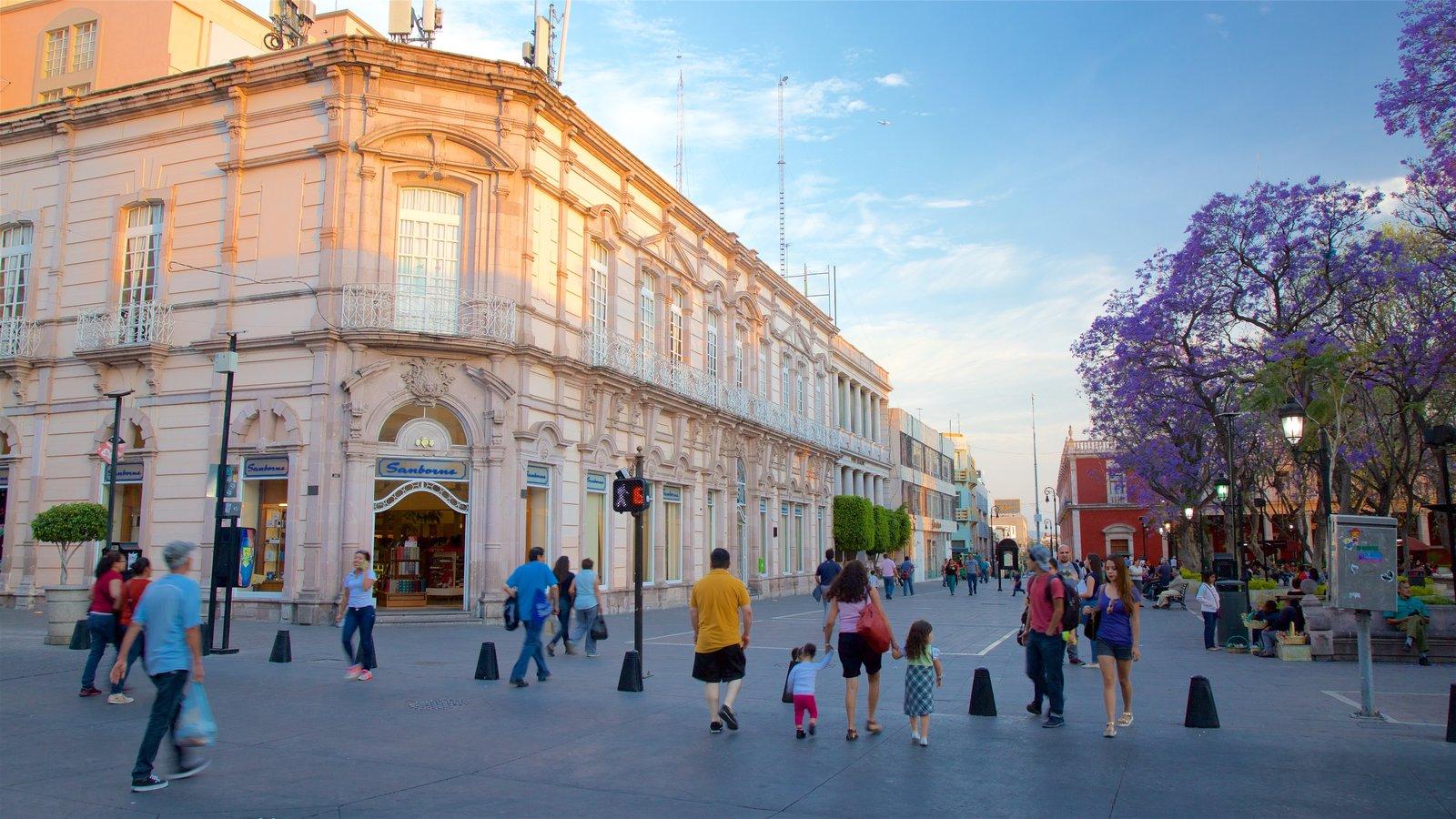 Aguascalientes downtown