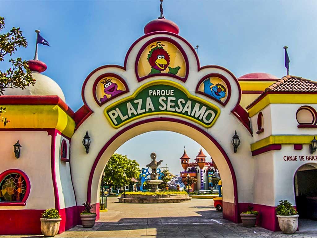 Sesame Street Monterrey