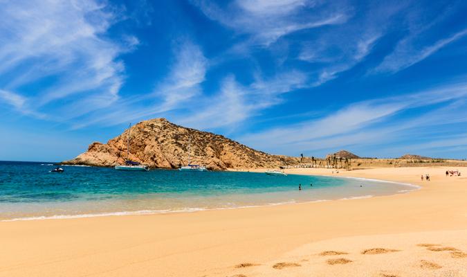 Santa Maria Beach Los Cabos San Lucas