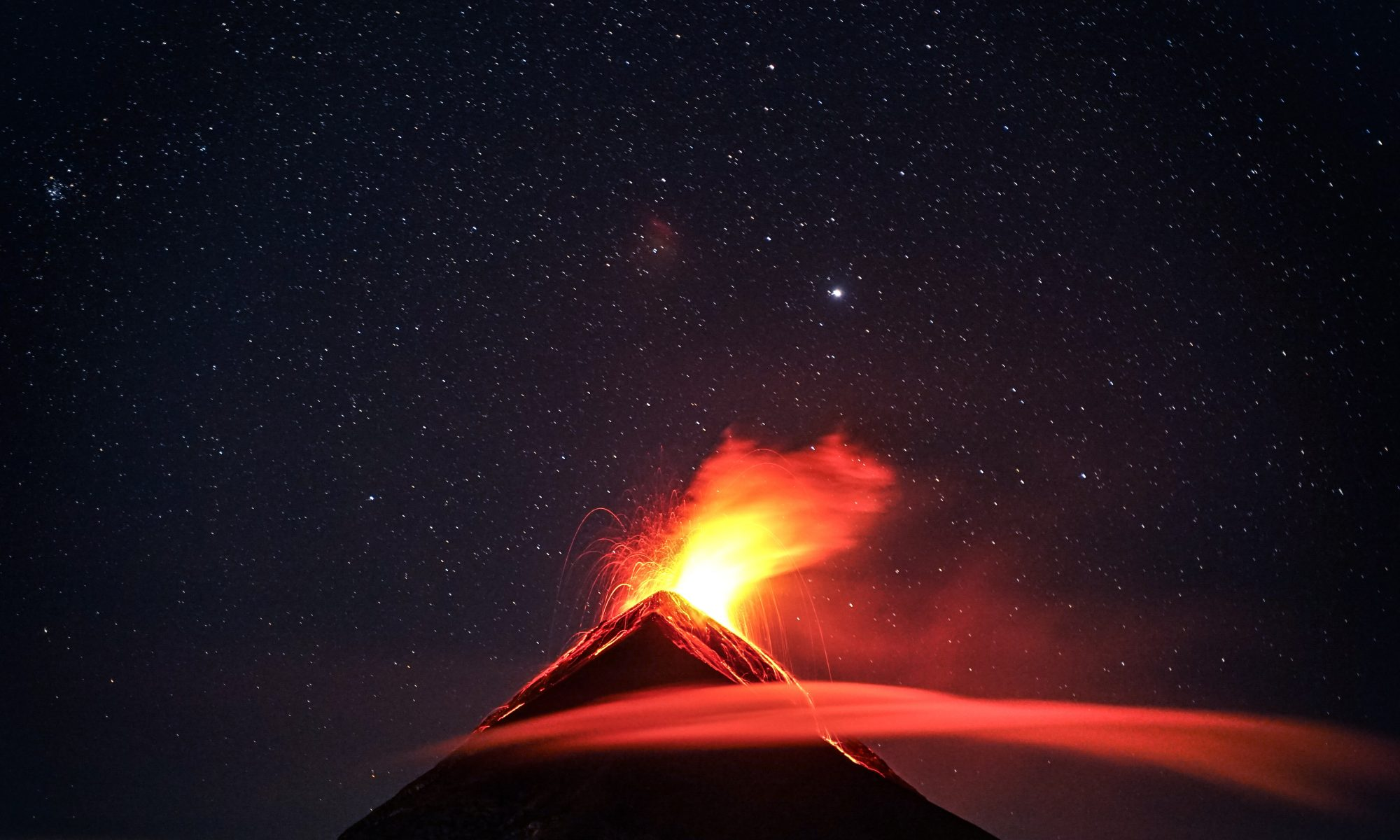 The best volcanoes in Guatemala