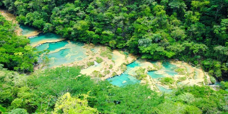 destinations in Central America