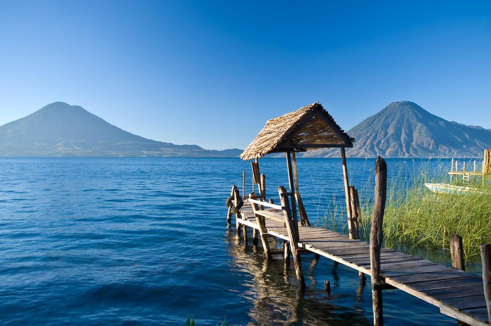 Lake guatemala