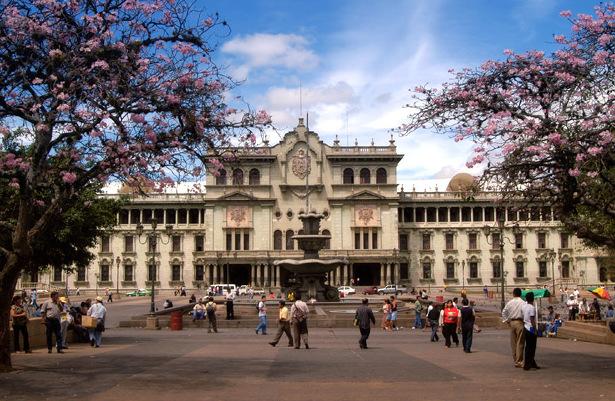 Guatemala Nationa Palace of Culture